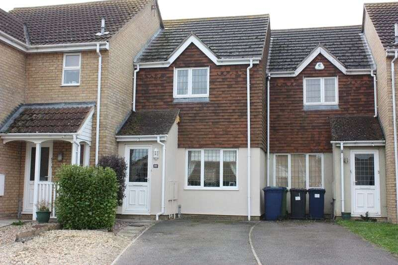 2 Bedrooms Terraced House for sale in Orchard Close, Warboys