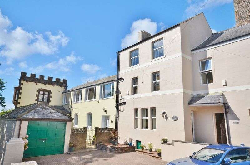 4 Bedrooms Terraced House for sale in Tower House, Inkerman Terrace