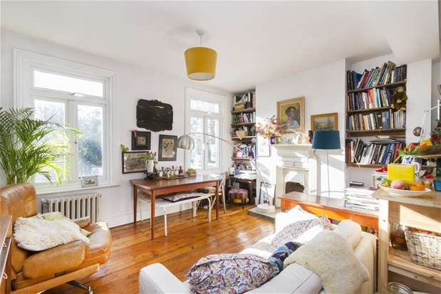 2 Bedrooms Maisonette Flat for sale in Dulwich Road, Herne Hill