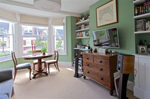 2 Bedrooms Flat for sale in Kestrel Avenue, Herne Hill