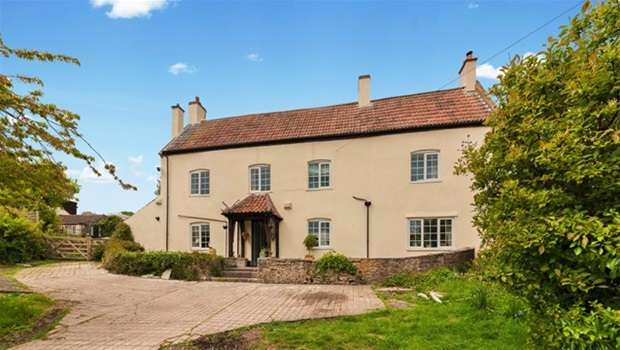 5 Bedrooms Farm Land Commercial for sale in Stoke Road, Westbury-Sub-Mendip, Nr Wells
