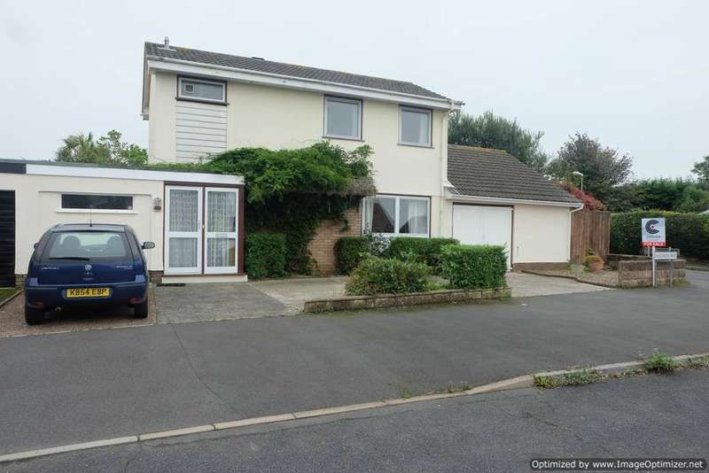 4 Bedrooms Link Detached House for sale in Yelland, Barnstaple