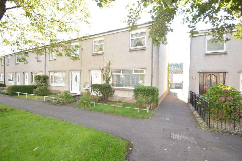 3 Bedrooms End Of Terrace House for sale in Dundonald Street, Blantyre