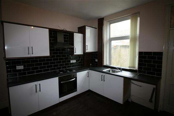 2 Bedrooms Terraced House for sale in Whalley Street, Burnley