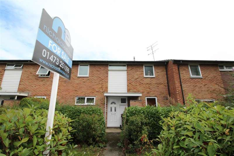 3 Bedrooms House for sale in Stopford Court, IP1