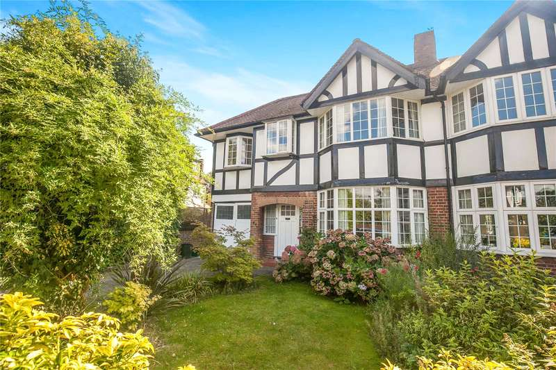 4 Bedrooms Semi Detached House for sale in Michelham Gardens, Twickenham, TW1