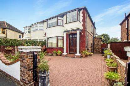 3 Bedrooms Semi Detached House for sale in Norwood Avenue, Litherland, Liveroool, Merseyside, L21