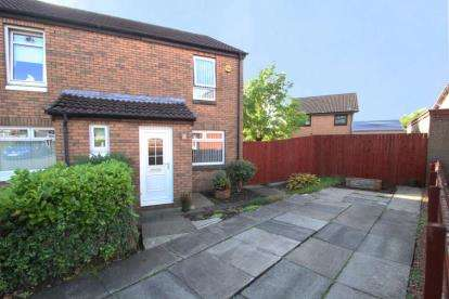 2 Bedrooms Semi Detached House for sale in Harburn Place, Summerston, Glasgow