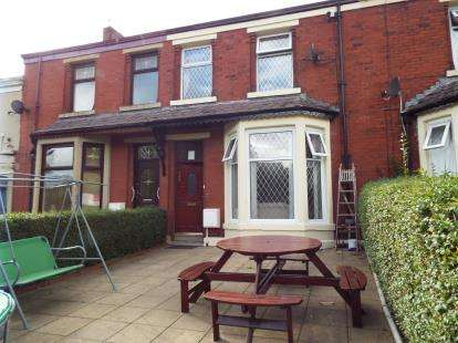 4 Bedrooms Terraced House for sale in Whalley New Road, Blackburn, Lancashire