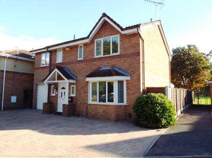 5 Bedrooms Detached House for sale in The Copse, Newton Le Willows, Merseyside