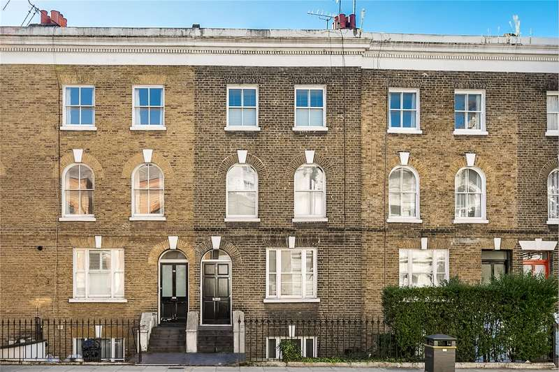 2 Bedrooms Ground Maisonette Flat for sale in Harwood Road, London, SW6
