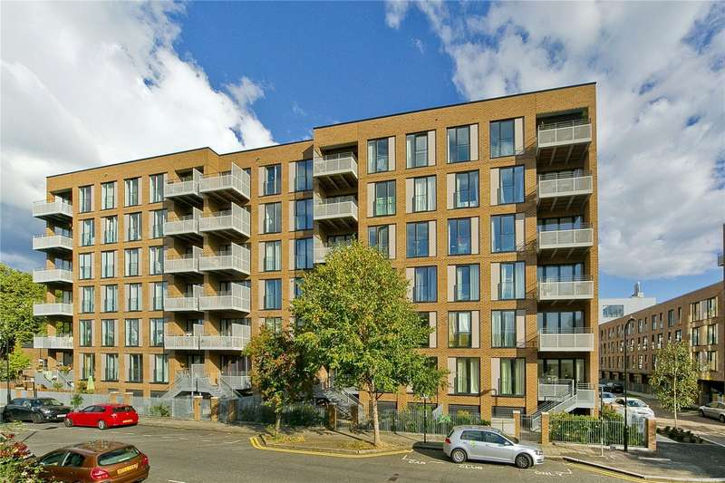 2 Bedrooms Flat for sale in North Mill Apartments, Lovelace Street, E8