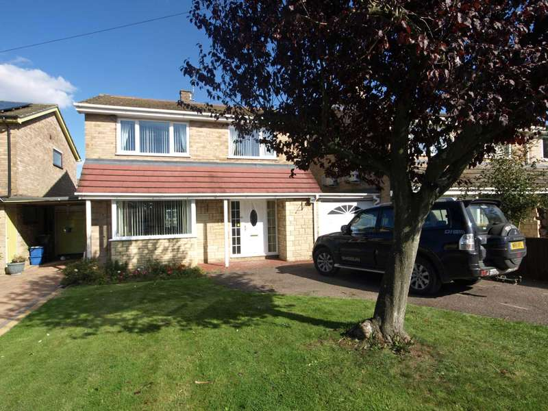 4 Bedrooms Link Detached House for sale in Somerton Road, Ardley