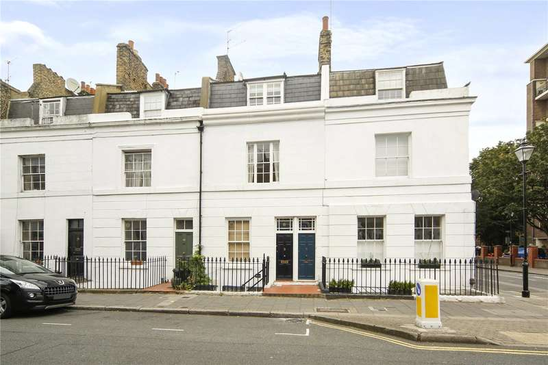 2 Bedrooms Flat for sale in St. Peter's Street, London, N1