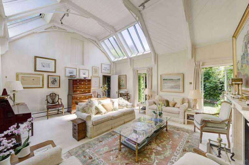 3 Bedrooms House for sale in Queensdale Walk, Holland Park