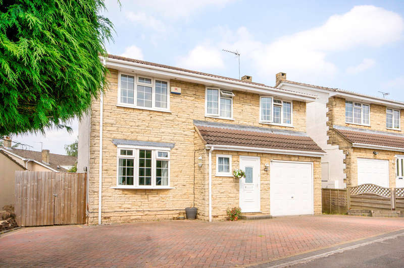 4 Bedrooms Detached House for sale in Langthorn Close, Frampton Cotterell