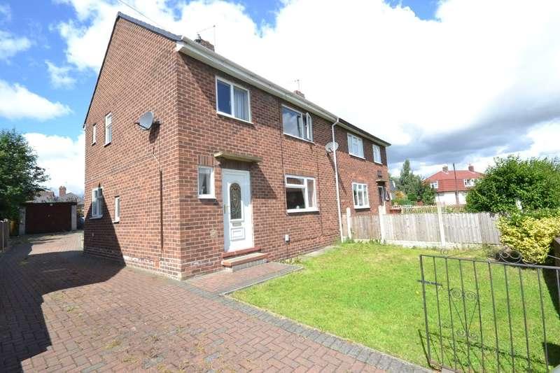 3 Bedrooms Semi Detached House for sale in Jubilee Avenue, Normanton