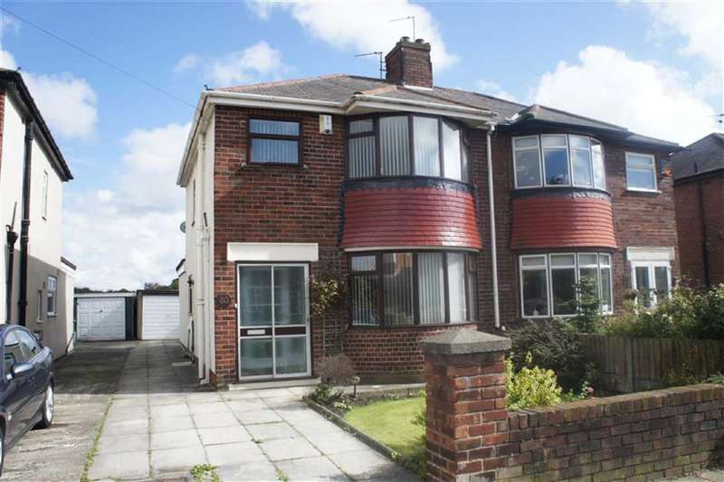 3 Bedrooms Property for sale in Grosvenor Road, Maghull, Merseyside
