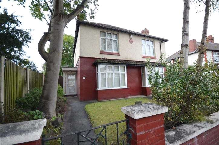 3 Bedrooms Detached House for sale in Belvoir Road, Allerton, Liverpool, L18