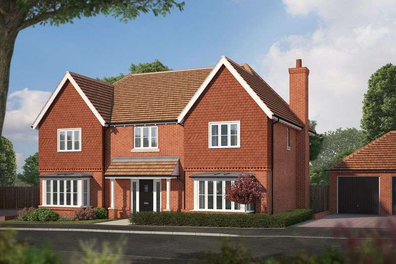 5 Bedrooms Detached House for sale in The Ruislip, Wychbury Fields, Hagley