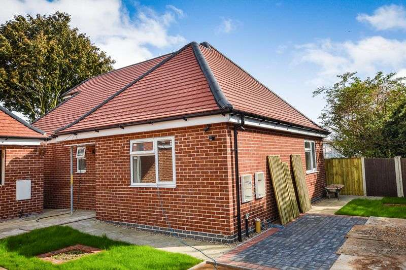3 Bedrooms Detached Bungalow for sale in Beech Hill Crescent, Mansfield