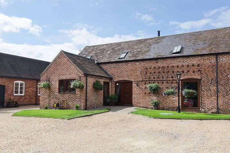 3 Bedrooms Terraced House for sale in Beamish Farm Barns, Albrighton