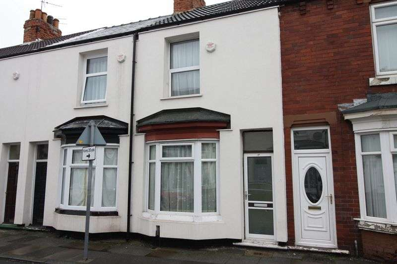2 Bedrooms Semi Detached House for sale in Falkland Street, Middlesbrough