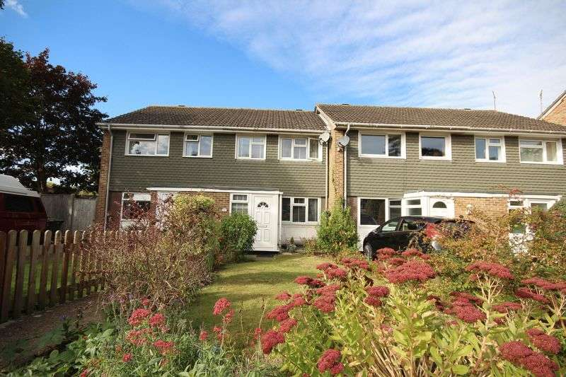 4 Bedrooms Terraced House for sale in Cherwell Close, Tonbridge