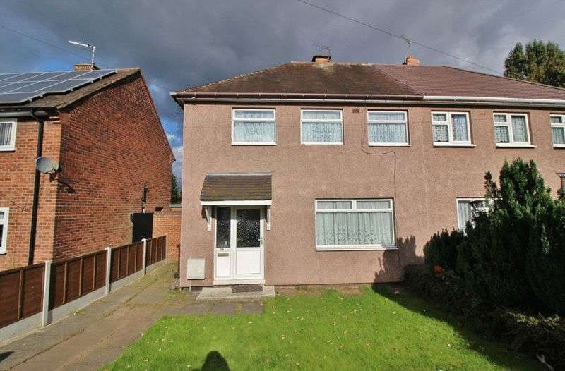 3 Bedrooms Semi Detached House for sale in Elmdon Road, Wolverhampton