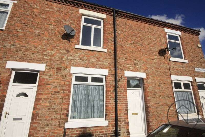 2 Bedrooms Terraced House for rent in Eskdale Street, Darlington