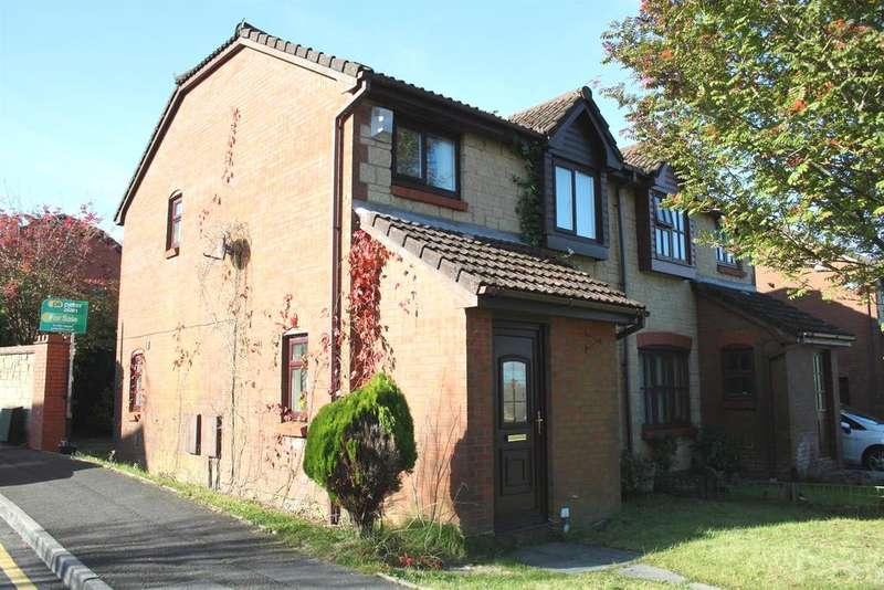3 Bedrooms Semi Detached House for sale in Bryncelyn, Llangyfelach, Swansea