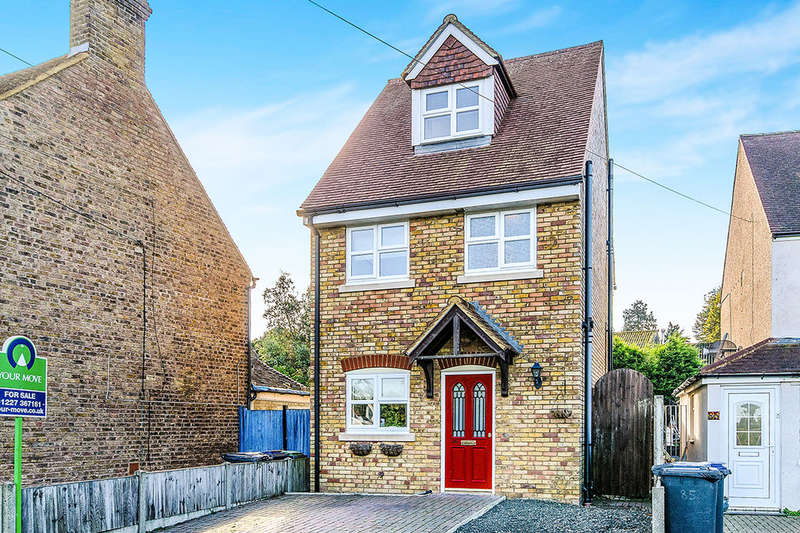 3 Bedrooms Detached House for sale in Lower Herne Road, Herne Bay, CT6