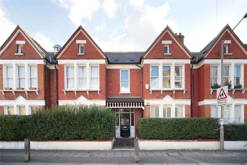 2 Bedrooms Flat for sale in Yukon Road, Clapham South, London, SW12
