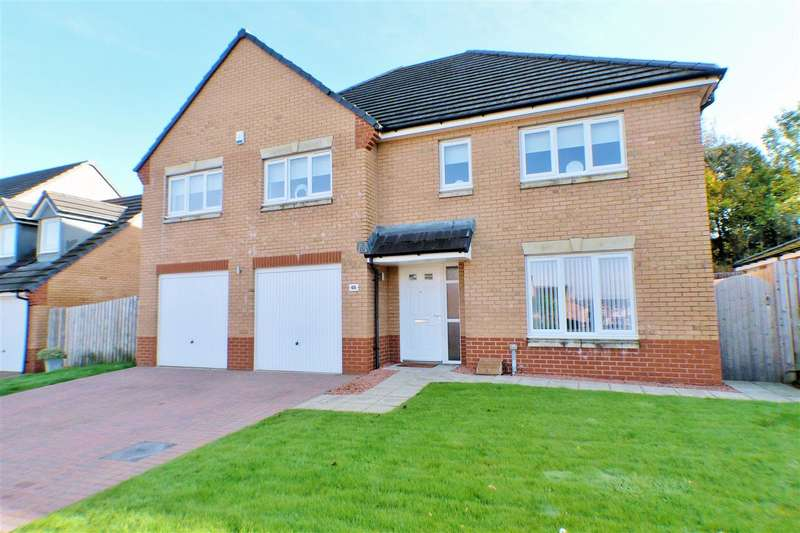 5 Bedrooms Detached House for sale in Callaghan Crescent, JACKTON