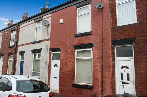 2 Bedrooms Terraced House for sale in Dunstan Street, Bolton, Lancashire