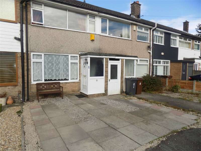 2 Bedrooms Terraced House for sale in Vicarage Close, Platt Bridge, Wigan, Lancashire