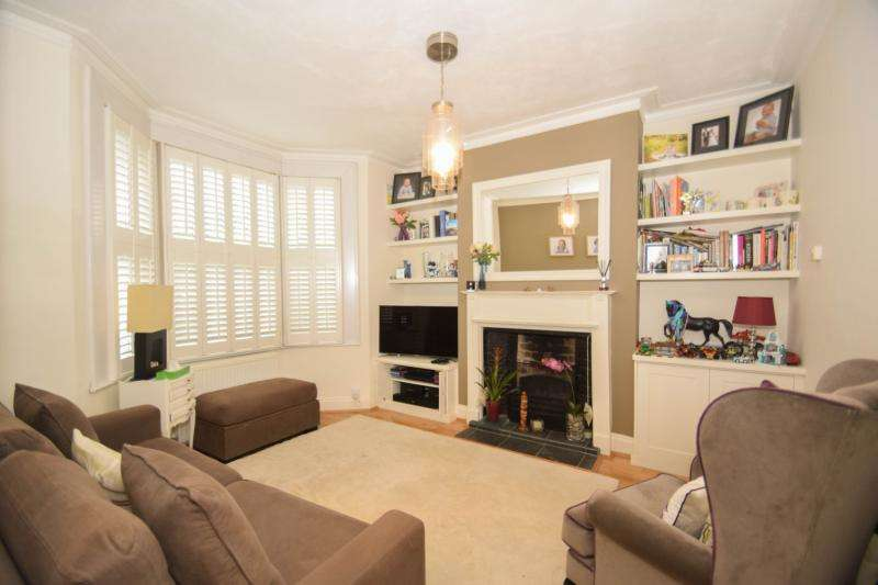 3 Bedrooms Terraced House for sale in Haydons Road, London, SW19