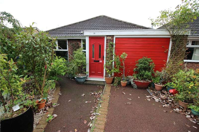 2 Bedrooms Detached Bungalow for sale in The Chase, Sinfin, Derby, Derbyshire, DE24