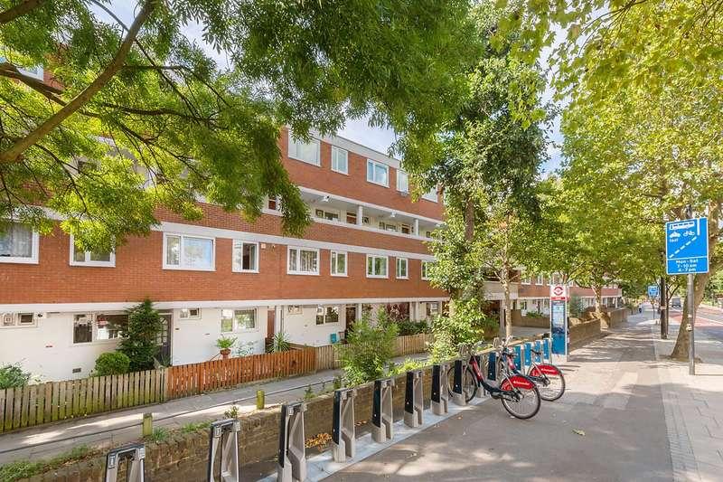 3 Bedrooms Maisonette Flat for sale in Mansel Court, 180 Battersea Bridge Road, London, SW11