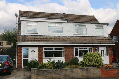 3 Bedrooms Semi Detached House for sale in Mayfield Avenue, St. Helens, Merseyside, WA9