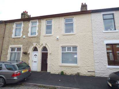 3 Bedrooms Terraced House for sale in Connaught Road, Preston, Lancashire, PR1
