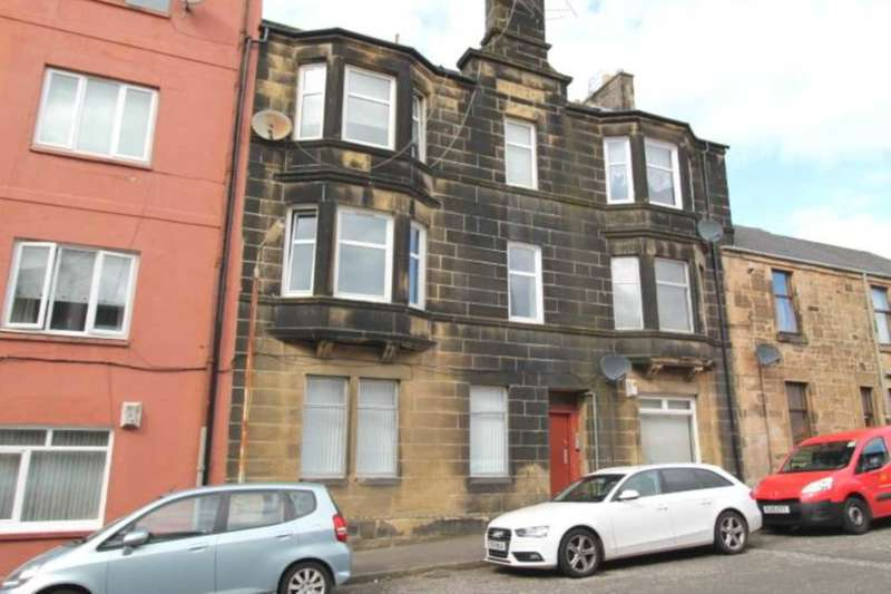 2 Bedrooms Flat for sale in Overton Crescent, Johnstone