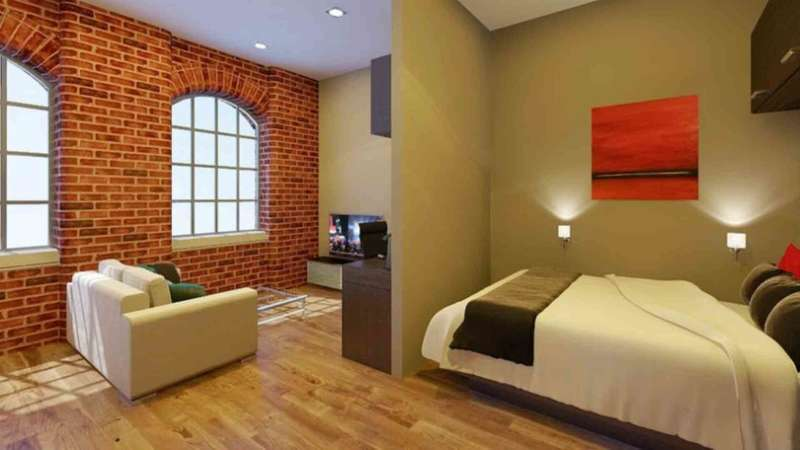 1 Bedroom Flat for sale in Russell Street, Nottingham, NG7