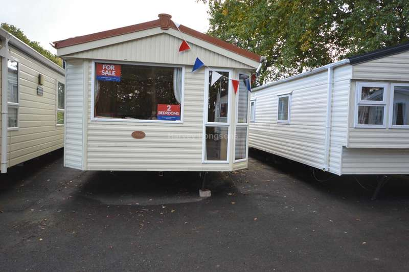 3 Bedrooms Caravan Mobile Home for sale in Coghurst Hall Holiday Park, Ivyhouse Lane, Hastings