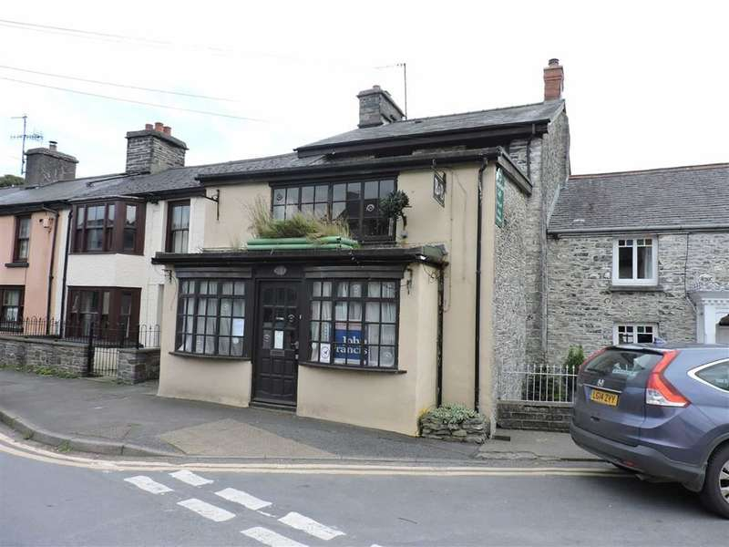 3 Bedrooms Property for sale in Chapel Street, Tregaron, Ceredigion