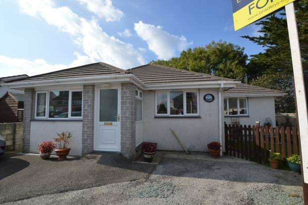 4 Bedrooms Detached Bungalow for sale in Higher Boskerris, Carbis Bay, St. Ives, Cornwall