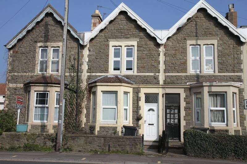 2 Bedrooms Flat for sale in 46 Kenn Road, Clevedon