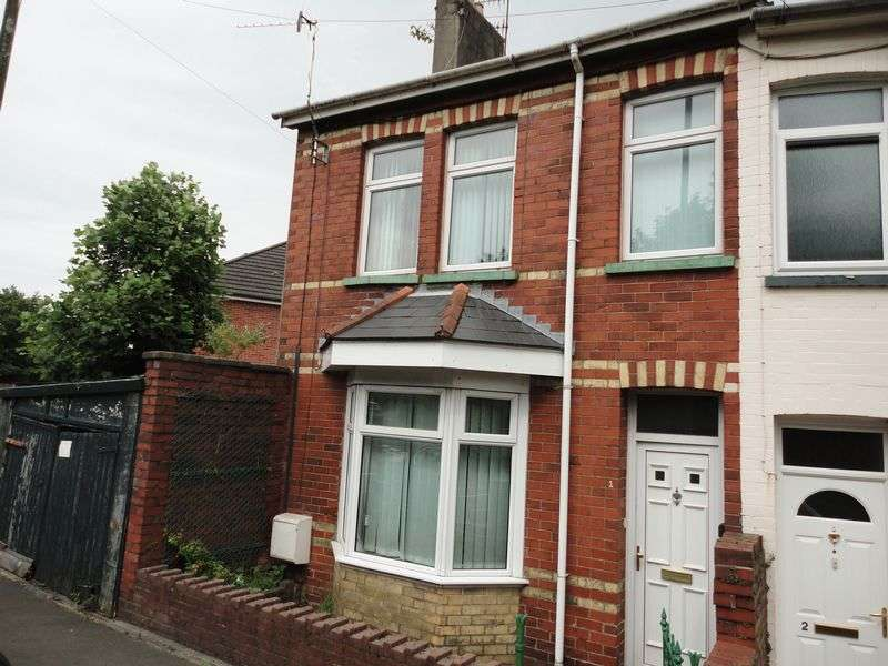 2 Bedrooms House for sale in Afon Terrace, Cwmbran