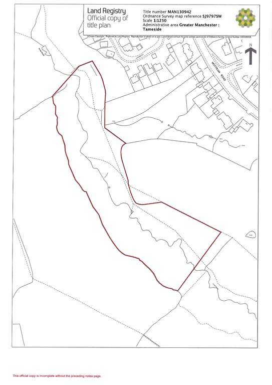 Land Commercial for sale in West Of Mottram Road, Stalybridge, Cheshire, SK15