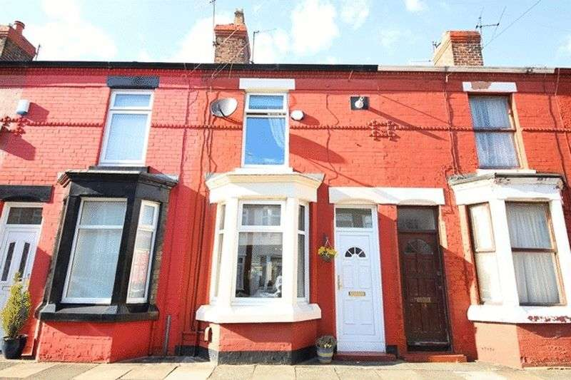2 Bedrooms Terraced House for sale in Belper Street, Garston, Liverpool, L19